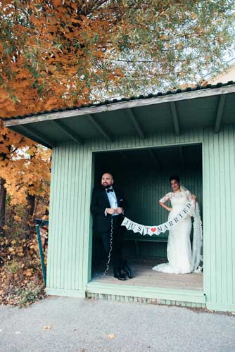 Bröllopsfilm Stockholm