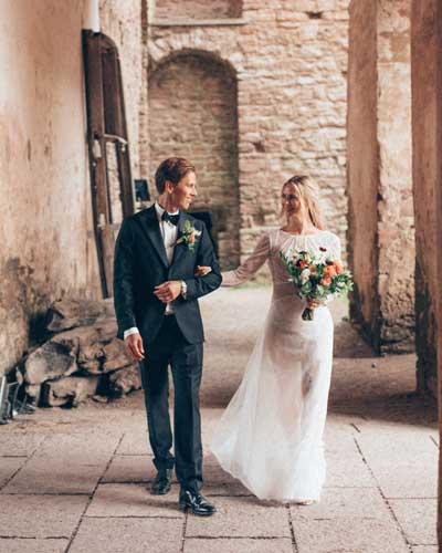 Filmare bröllop Stockholm